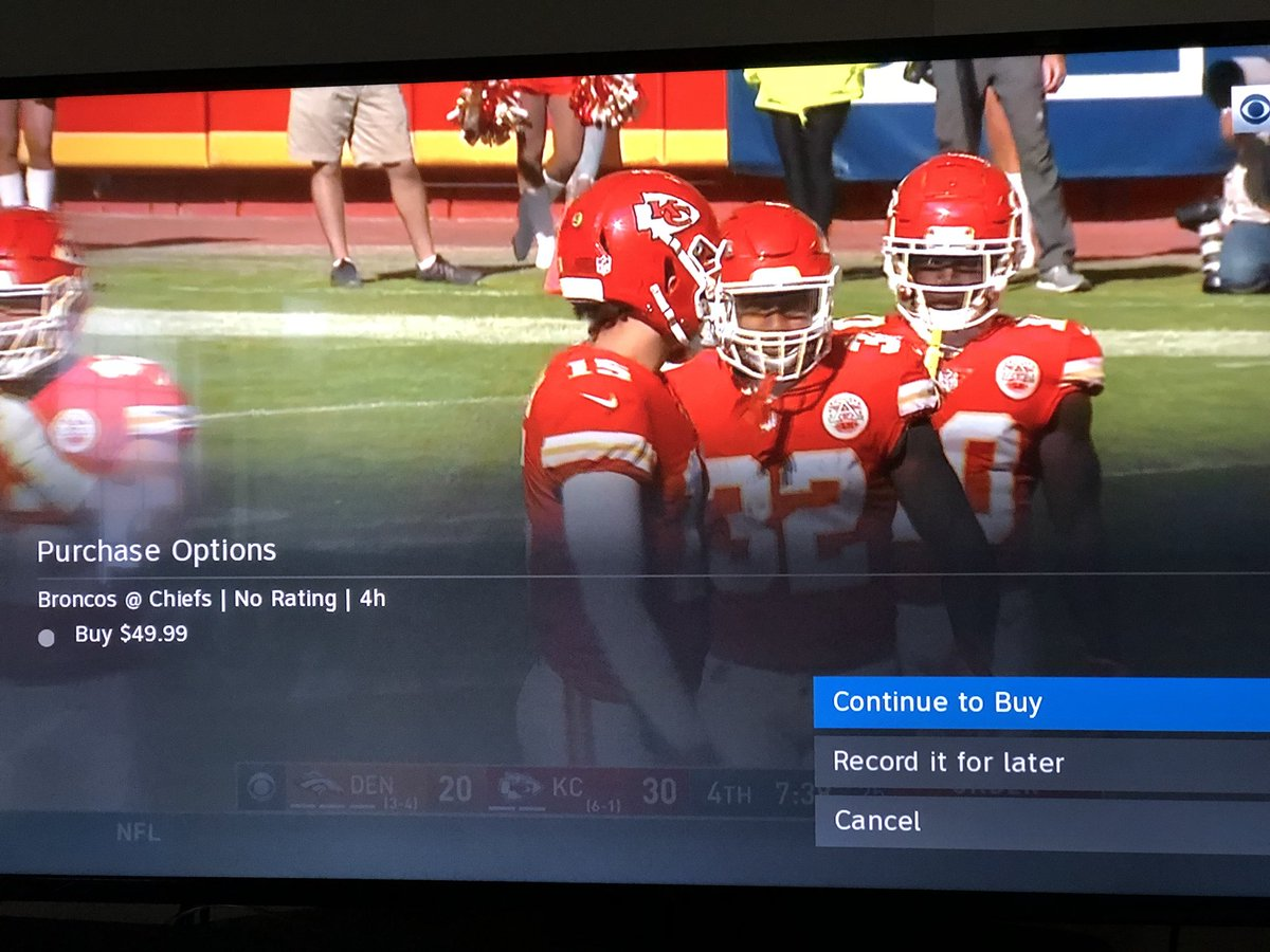 @DIRECTV @DIRECTVService C'mon guys. Get this fixed or give us a refund for the entire day.