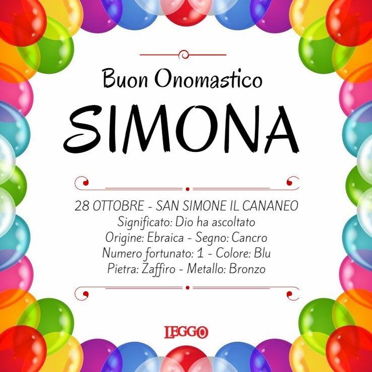 Simona Izzo On Twitter Buon Onomastico Anche A Me
