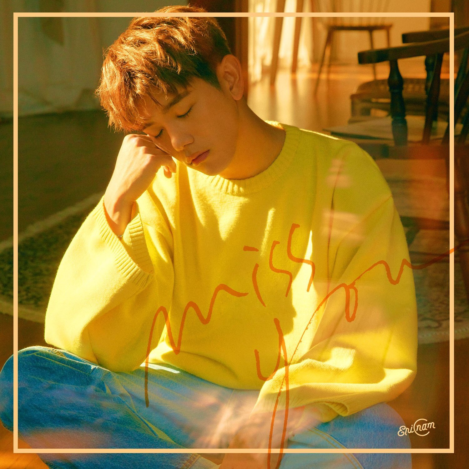 "Eric Nam USA on Twitter: ""Eric Nam - 'Miss You' COVER PHOTO 2018.10.30 6PM  KST RELEASE #ERICNAM #에릭남 #MissYou… """