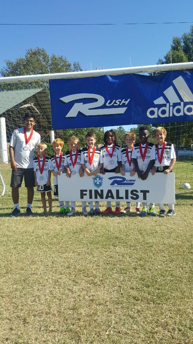 AFC 2010 boys are finalists at Crossroads after a close 2-3 game with Hattiesburg. Congrats to coach Cesar & team! #GoAFC