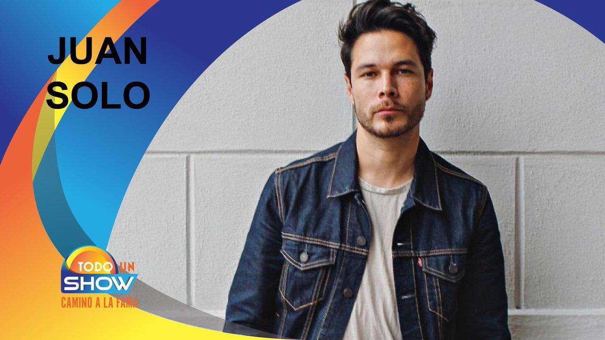 ¡Este lunes, no te puedes perder la música y talento de @soyjuansolo! 🙌🏻🎉👏🏻🎵🎊🎶🎤  ¡Nos vemos mañana a las 12 pm en #TodoUnShowMX por @Aztecauno!📺