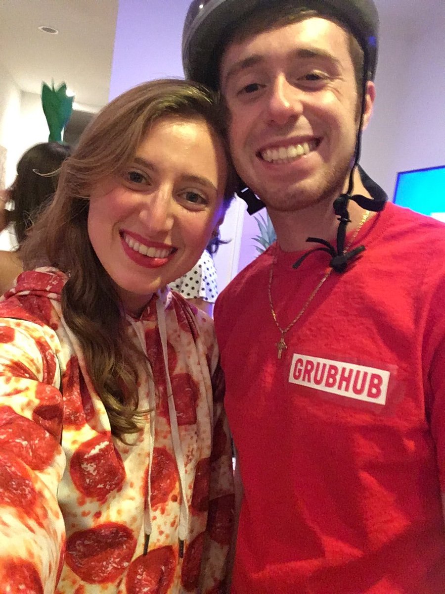 Grubhubpizzaparty Hashtag On Twitter