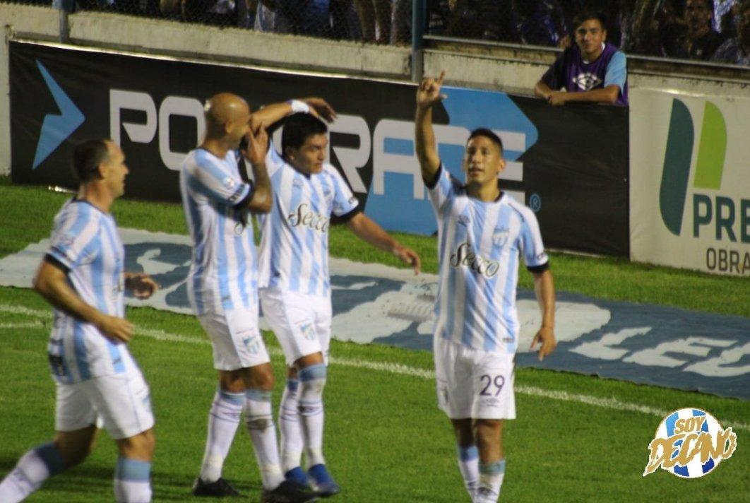 Atletico Tucuman 4 Independiente 2 - Superliga 2018/19 (Fecha 10) - Vídeo DqoxPTEWoAEMV8f