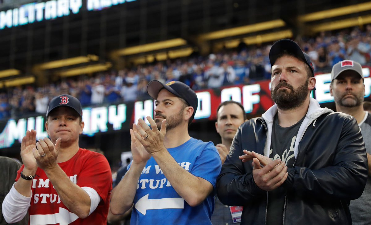 Photo: These 2 Fans Are Going Viral At The World Series Tonight