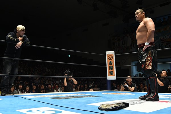 """NJPW: Taichi contra Goto se suma a """"Power Struggle 2018"""" 2"""