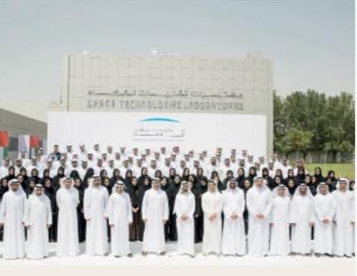 """""""خليفة سات"""" يدخل الإمارات عصر الصناعات الفضائية Dqp0lpeX4AAkZGx"""