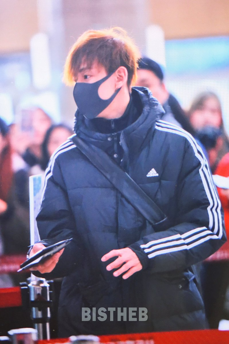 c7d5cb033bf87 ... Coat Source · 3STR on JumPic com 181029 Bambam wearing ADIDAS 3STR Long  Down Parka It s available for Source · adidas Originals Mens Padded Parka  Jacket ...