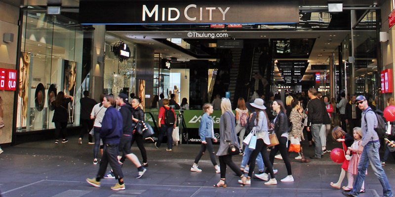 Mid City Centre Shopping