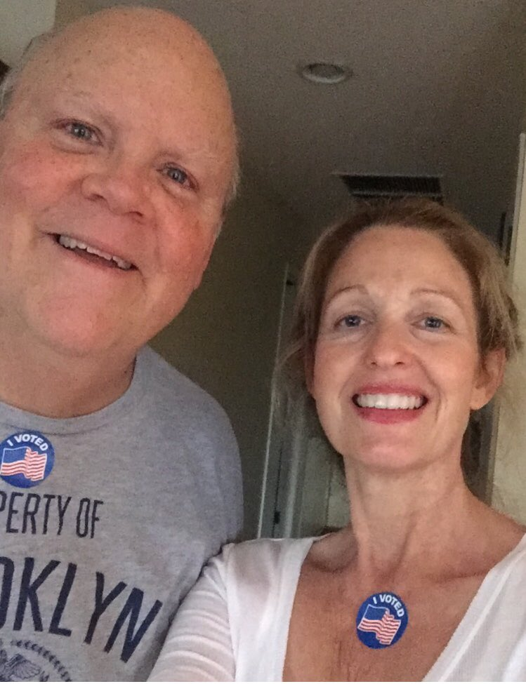 If Hitchcock & Jenny can vote, you sure as hell can. Do it, you'll be glad you did.
