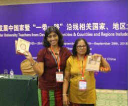 "#UoC #International  University of Colombo wins recognition at ""Seminar 2018 for University Lecturers in Changchun, China"" https://cmb.ac.lk/index.php/seminar-university-lecturers-in-changchun-china/ …"