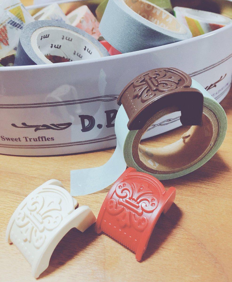test ツイッターメディア - #キャンドゥ で見つけたマスキングテープカッターが使える??  3個で100円?? https://t.co/ilvPdVumAc