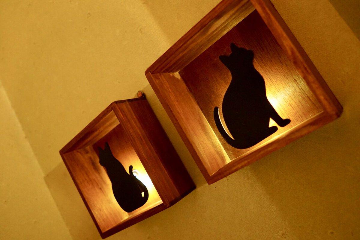 test ツイッターメディア - 部屋のインテリアを 変えたので久しぶりに。 DTM用のヘッドホンスタンドと 猫の間接照明作りました。 宅録楽しいのだ。  #インテリア #暮らし #DIY #interior #room #セリア https://t.co/67dF1R3M4X