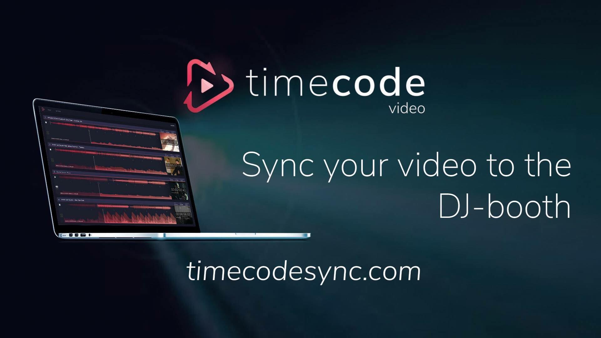 timecodesync on Twitter: