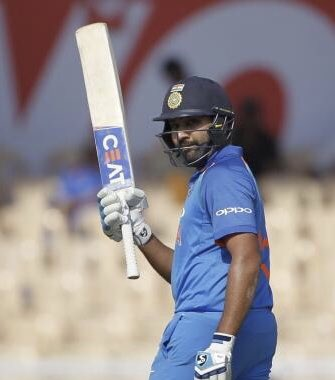 The ease with which you score your hundreds is a delight to watch, @imro45. #INDvWI