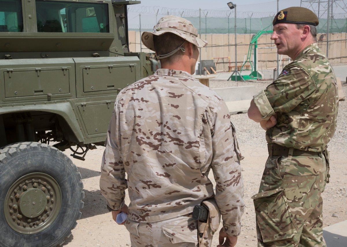 جهود التحالف الدولي لتدريب وتاهيل وحدات الجيش العراقي .......متجدد - صفحة 4 Dqq9rQaVAAACSI5