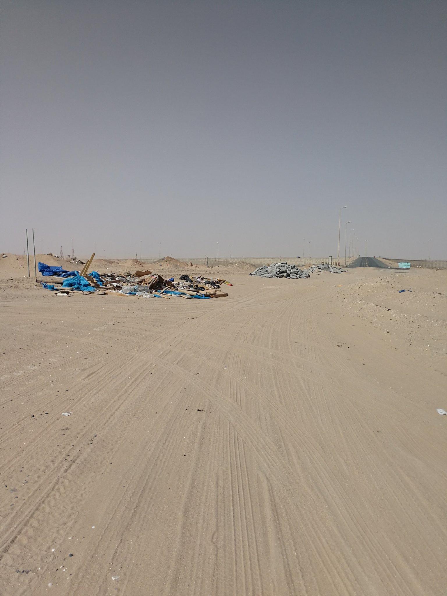 رمي مخلفات بناء في منطقة الصبية https://t.co/VRvciOcYP3