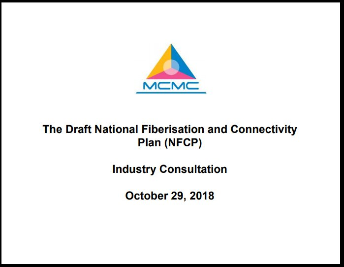 Public Consultation on #malaysia National Fiberisation and