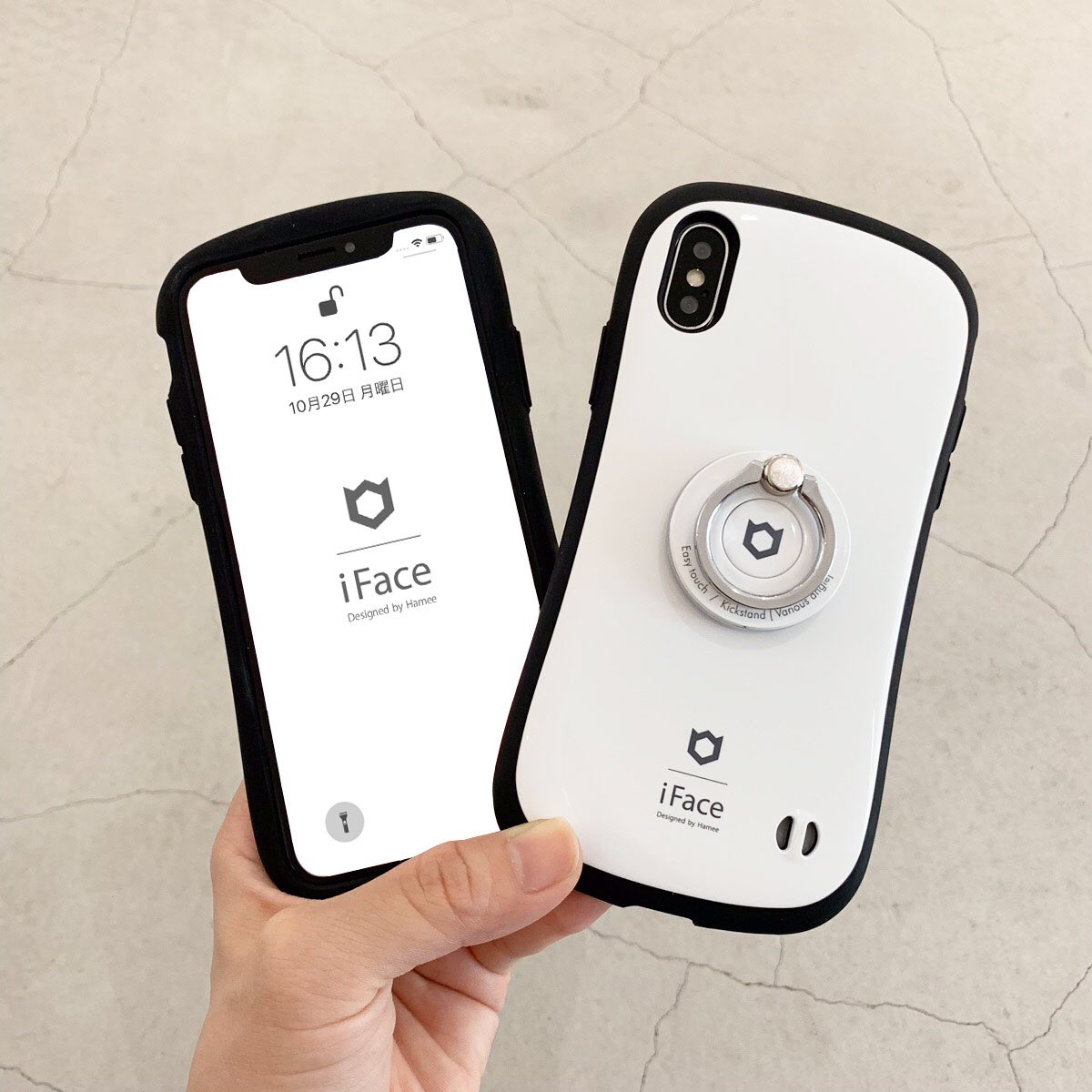 iphone xs アイ フェイス