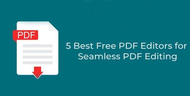 Small Pdf Editor
