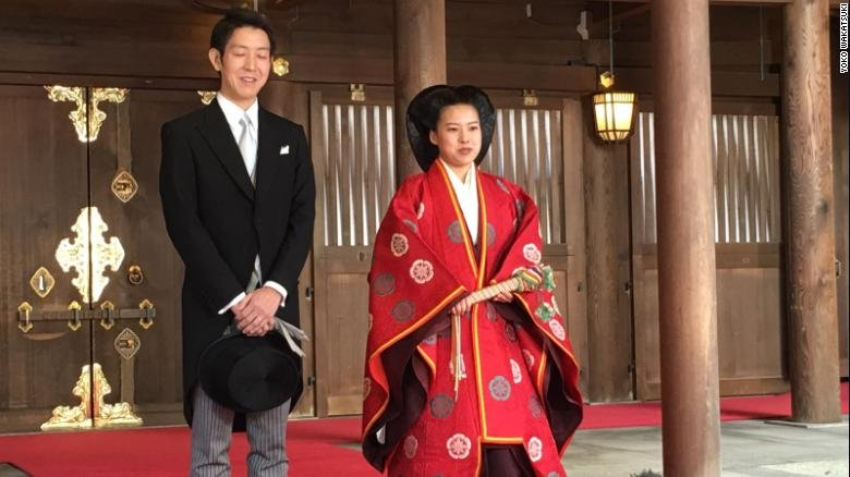 Japan's Princess Ayako has surrendered her royal status to marry for love https://t.co/wLpvcqES0j