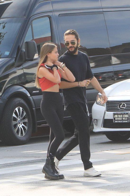 Tokio Hotel Cz On Twitter 28 10 2018 Los Angeles Ca Tom Kaulitz