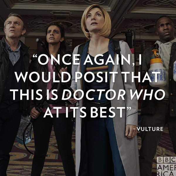 Doctor Who on BBC America on Twitter: