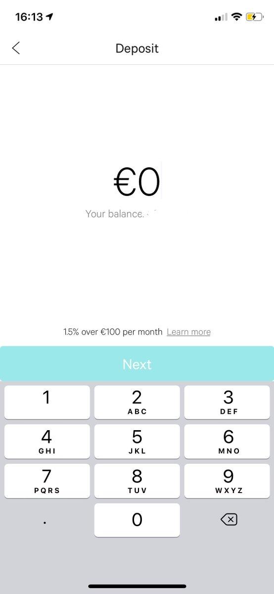 deposit money n26