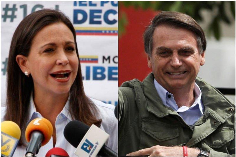 La oposición venezolana se retrata apoyando al fascista Bolsonaro Dqr3XSBXcAYDKcA