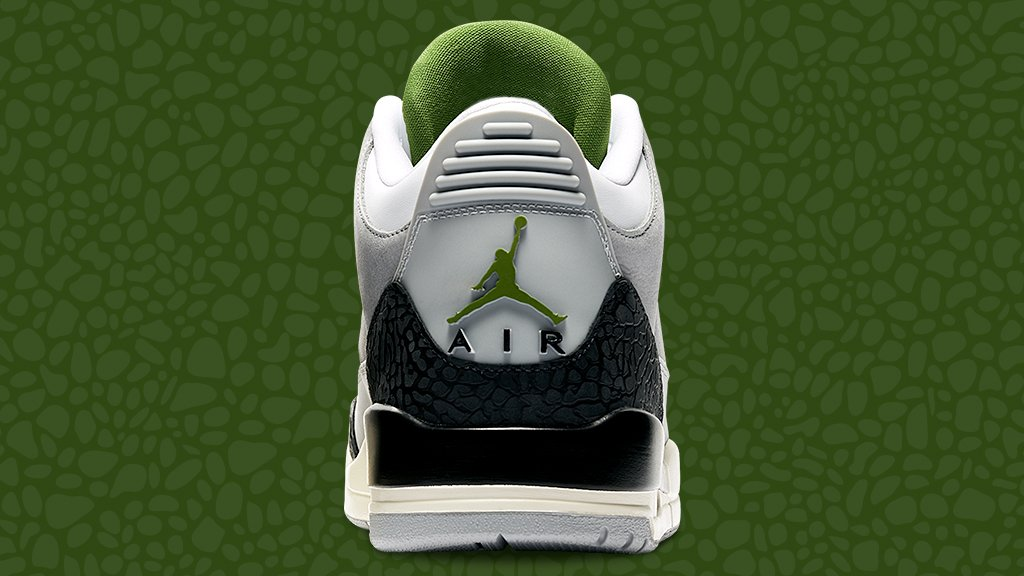 the jordan retro 3 arrives in a new colorway on 11 10 that pays homage to 9154eef6d