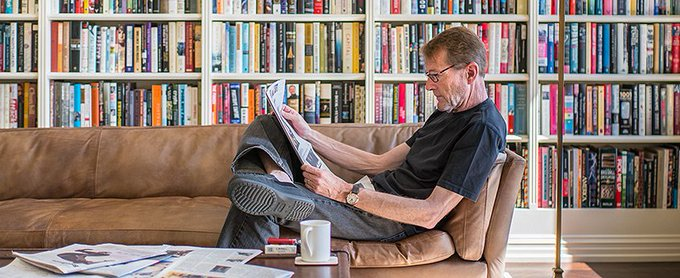 Happy Birthday to Lee Child! Join our Bestseller club to get his newest books and more great mysteries!
