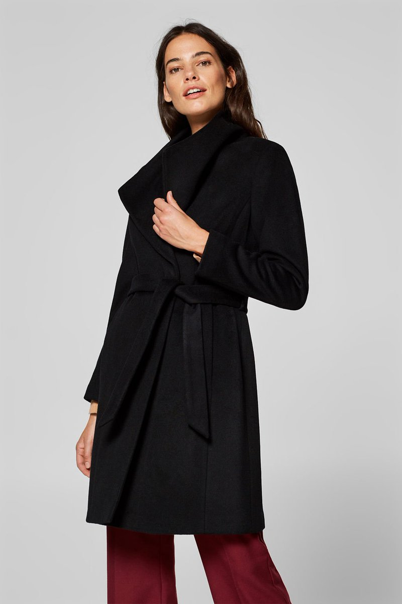 ESPRIT Collection Manteau Femme