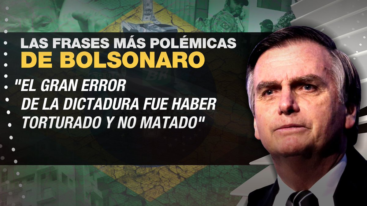 Tn Todo Noticias On Twitter El Triunfo De Bolsonaro Abre