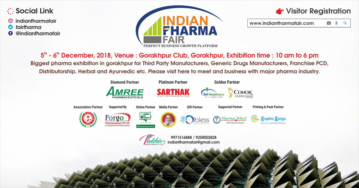 Indian Fharma Fair on Twitter: