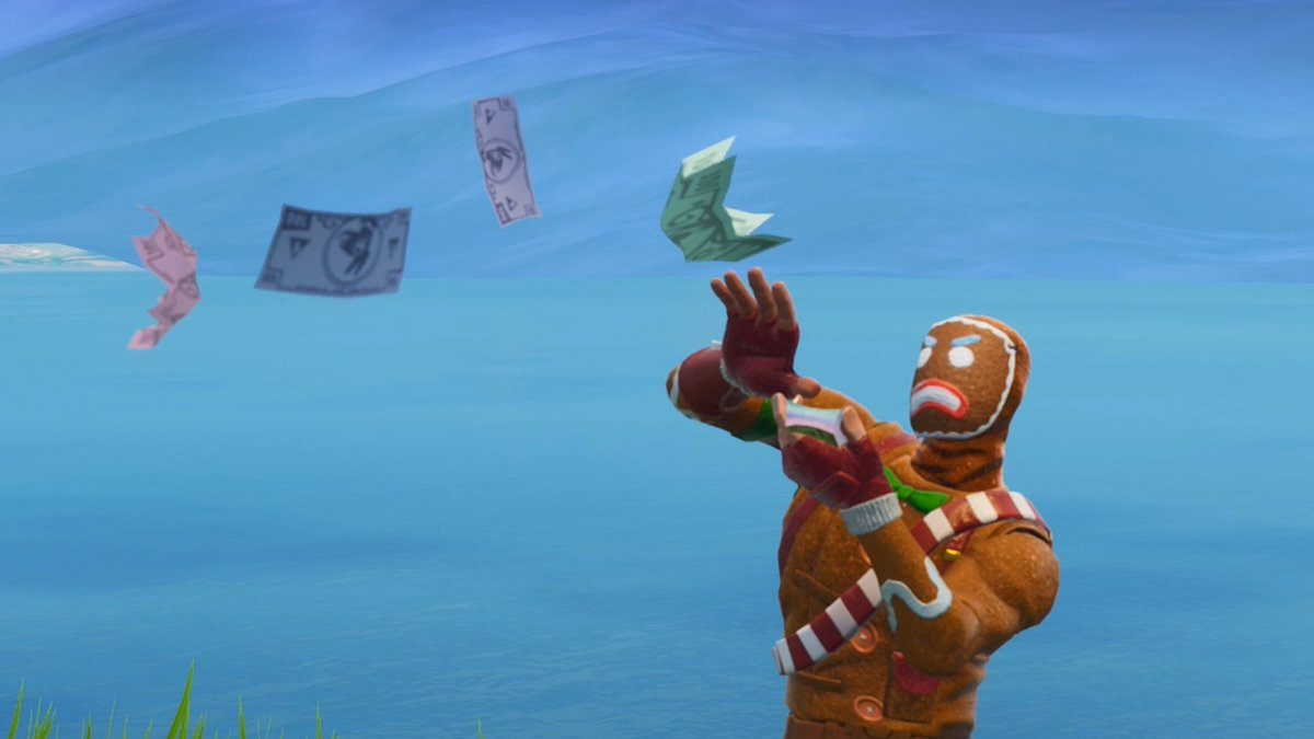 2 MILLION VBUCKS ($20,000) GIVEAWAY  In honour of you guys supporting me so much via Support-a-Creator I'm giving back via giveaways. 20 people will win 100k!  Thanks to everyone using Code LAZARBEAM  Enter HERE - https://gleam.io/9Xa2d/lazarbeam-is-a-good-guy-so-heres-money…
