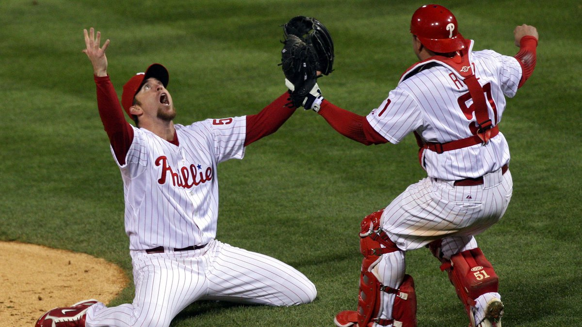 11 years ago today, the Phillies won the 2008 World Series. It was perfect.   Take it away, Harry.