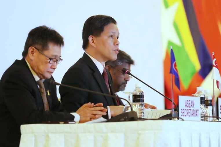 @ASEAN signs MOU to build partnership for #sustainable #energy future in #SoutheastAsia https://t.co/dtqHnhROFy