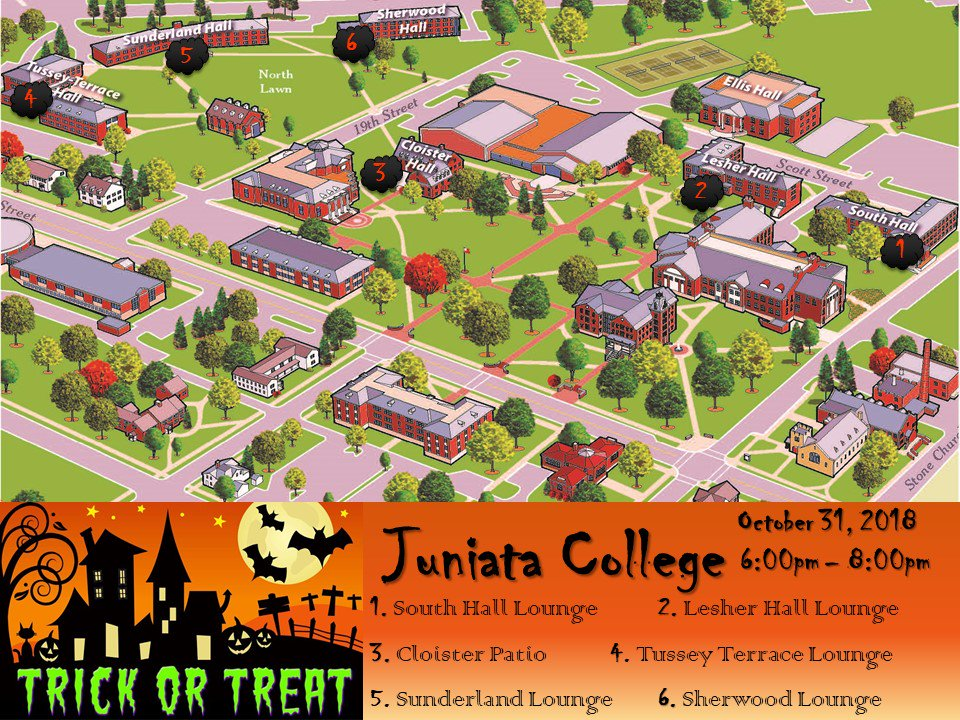 Juniata Campus Map.Juniata College On Twitter The Office Of Residential Life Welcomes