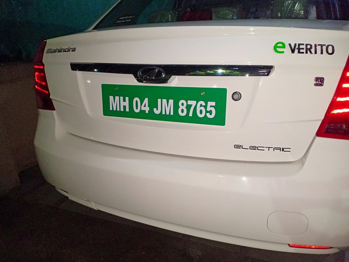 Rishi Bagree On Twitter India S First Green Number Plate