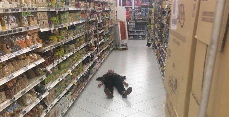 the floor is lava io
