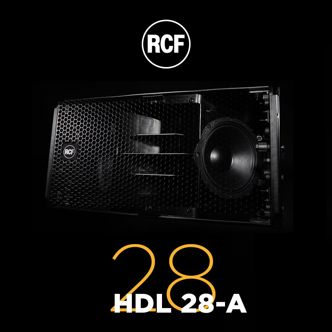 RCF Audio on Twitter: