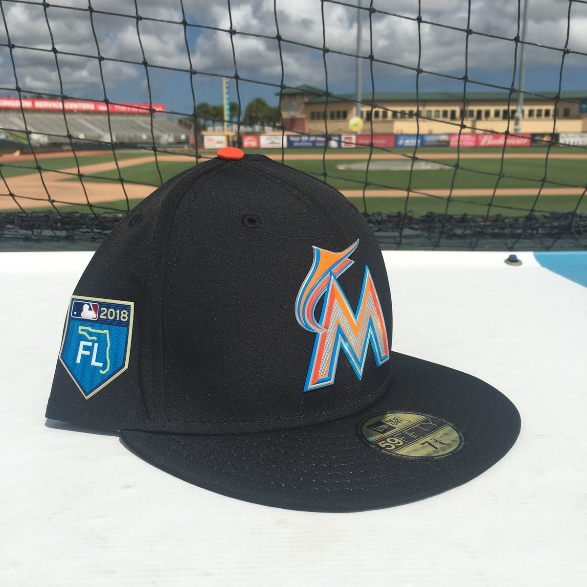 Roger Dean Chevrolet Stadium On Twitter Hats Off To Today S Item