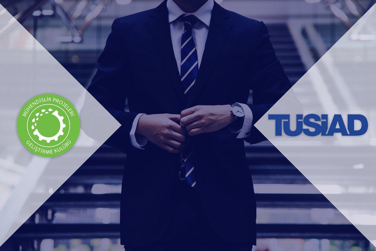 Kulübümüz, @TUSIAD destekçi kulübü seçildi!