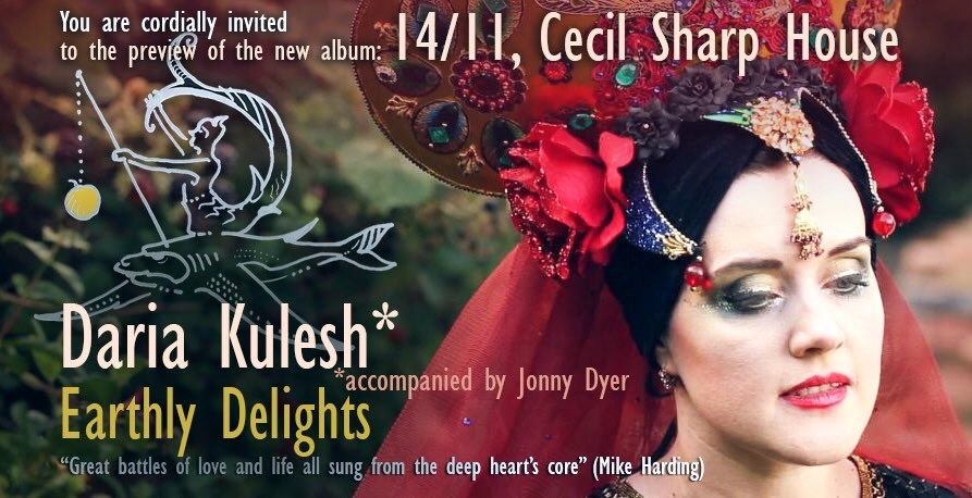 Image result for daria kulesh earthly delights