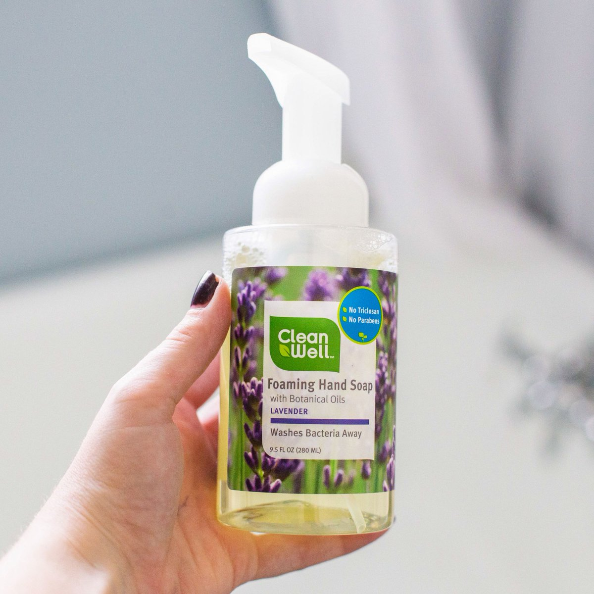 Stay calm during cold and flu season with our fresh lavender scent. . . . #botanical #thyme #lavender #plantbased #noalcohol #germfree #handwash #freshscent #stayclean #kidsafe https://t.co/tby5VSVPQh