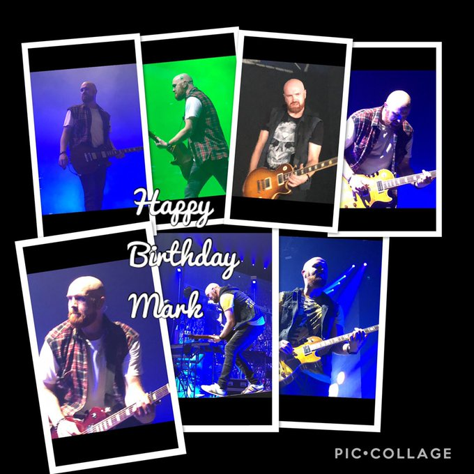 A huge happy birthday to this legend Mark Sheehan hope you ve had the most amazing day.