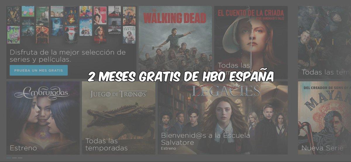 #SORTEO ¡2 MESES GRATIS DE HBO ESPAÑA! #JuegoDeTronos
