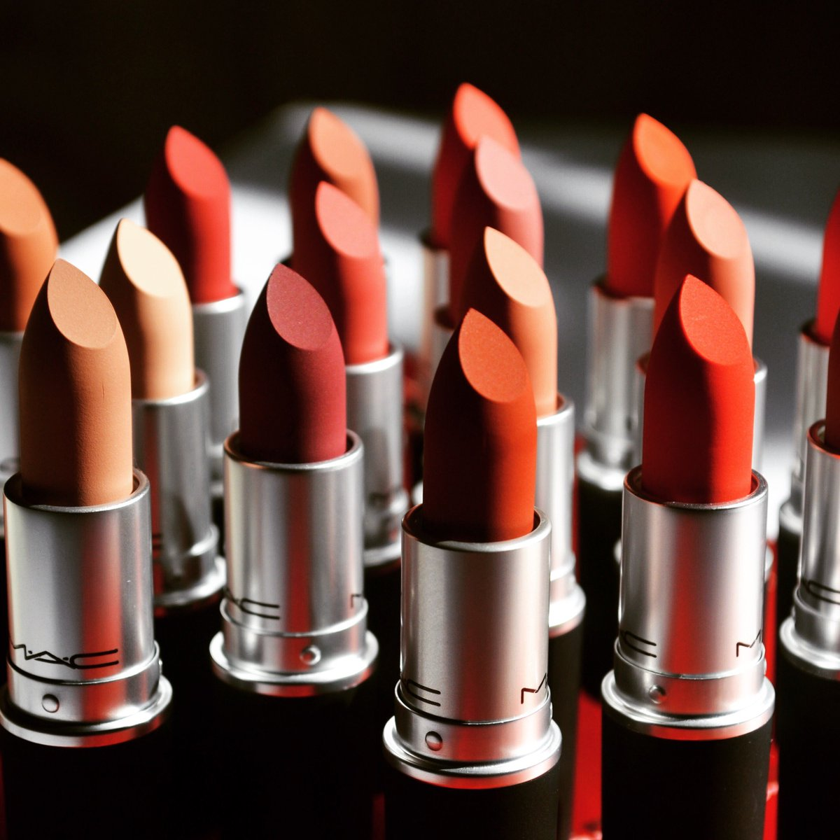"""Cosmetics: MAC Cosmetics On Twitter: """"Who Got Their Hands On"""
