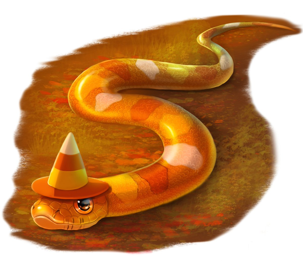 Artkitt Commissions Closed On Twitter Candy Corn Snake You Can Buy This Sugary Friend Here Https T Co Hz51ib5erg Halloween Candycorn Snake Digitalart Art Cute October Autumn Haloween2018 Https T Co A9ijkujlid,How To Get Rid Of Flies In Potted Plants