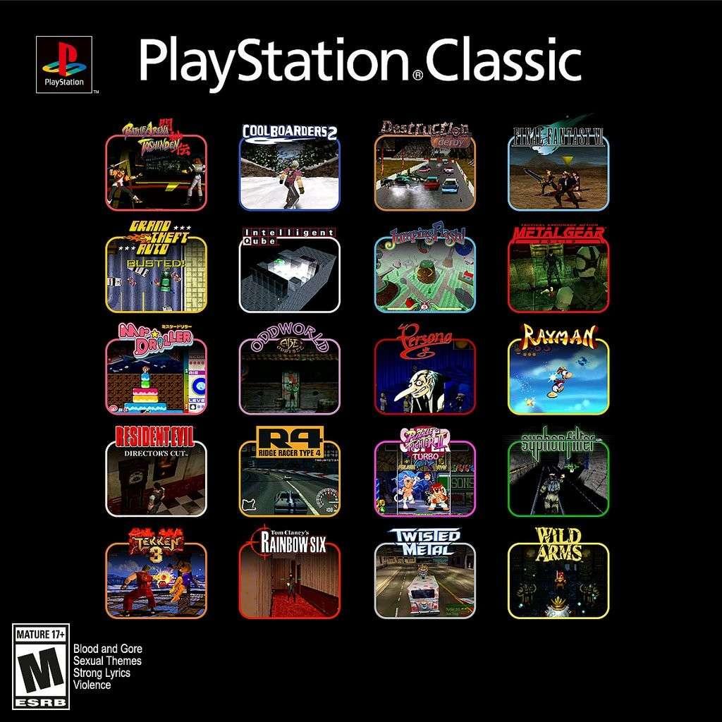 Playstation Classic  DqtLj0yWsAA7Imz