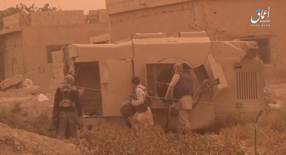 Сводки из Сирии. Наступление ИГИЛ в Дейр-эз-Зоре